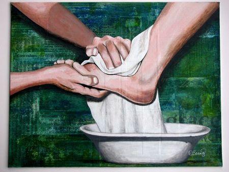 Footwashing A