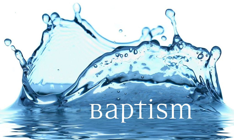 baptism A