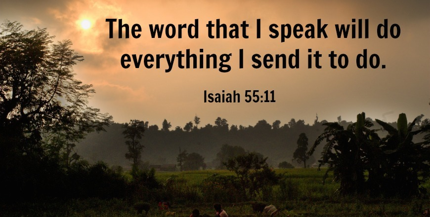 Isaiah 55-11