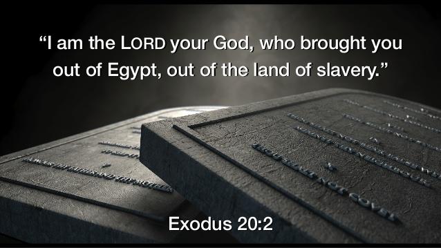 Exodus 20-2