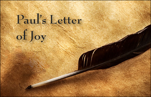 Philippians - Paul's Letter of Joy