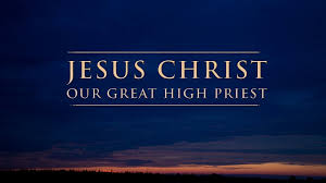 Jesus - High Priest