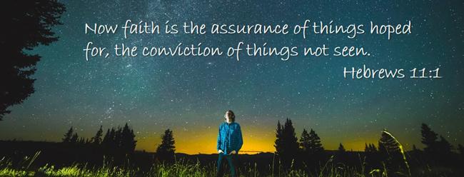 Faith Hebrews Quote