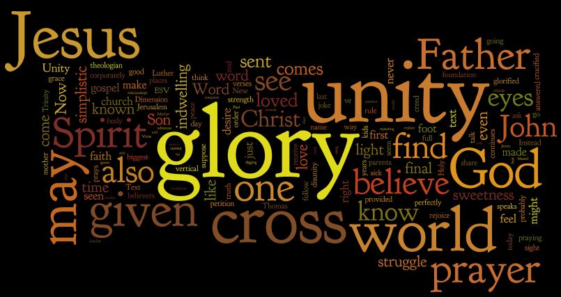 Unity Word Cloud