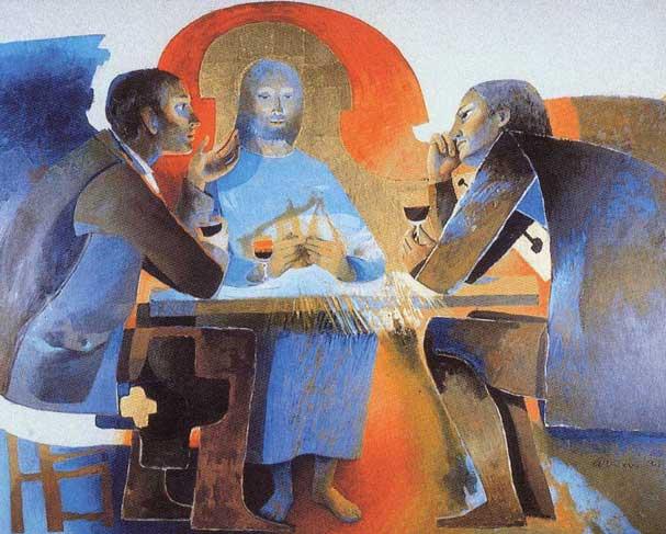 Communion Emmaus