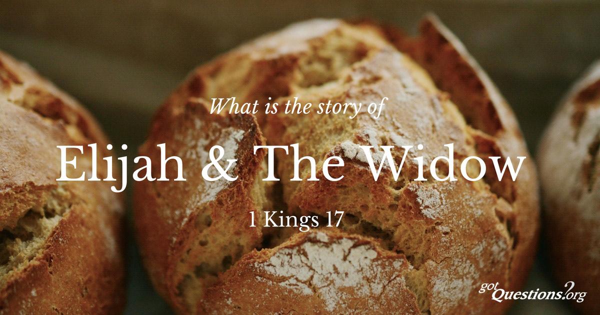 Elijah-widow