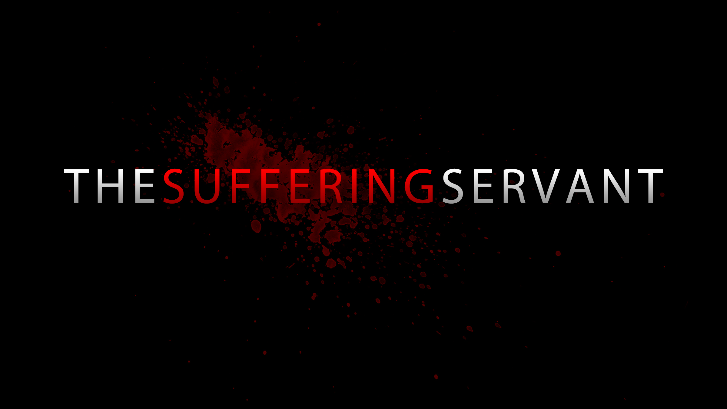 Suffering Servant