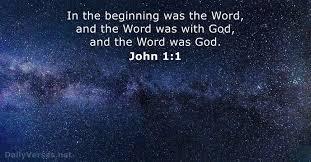 John 1-1