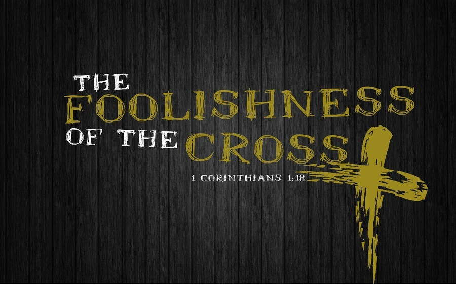 Cross is foolish