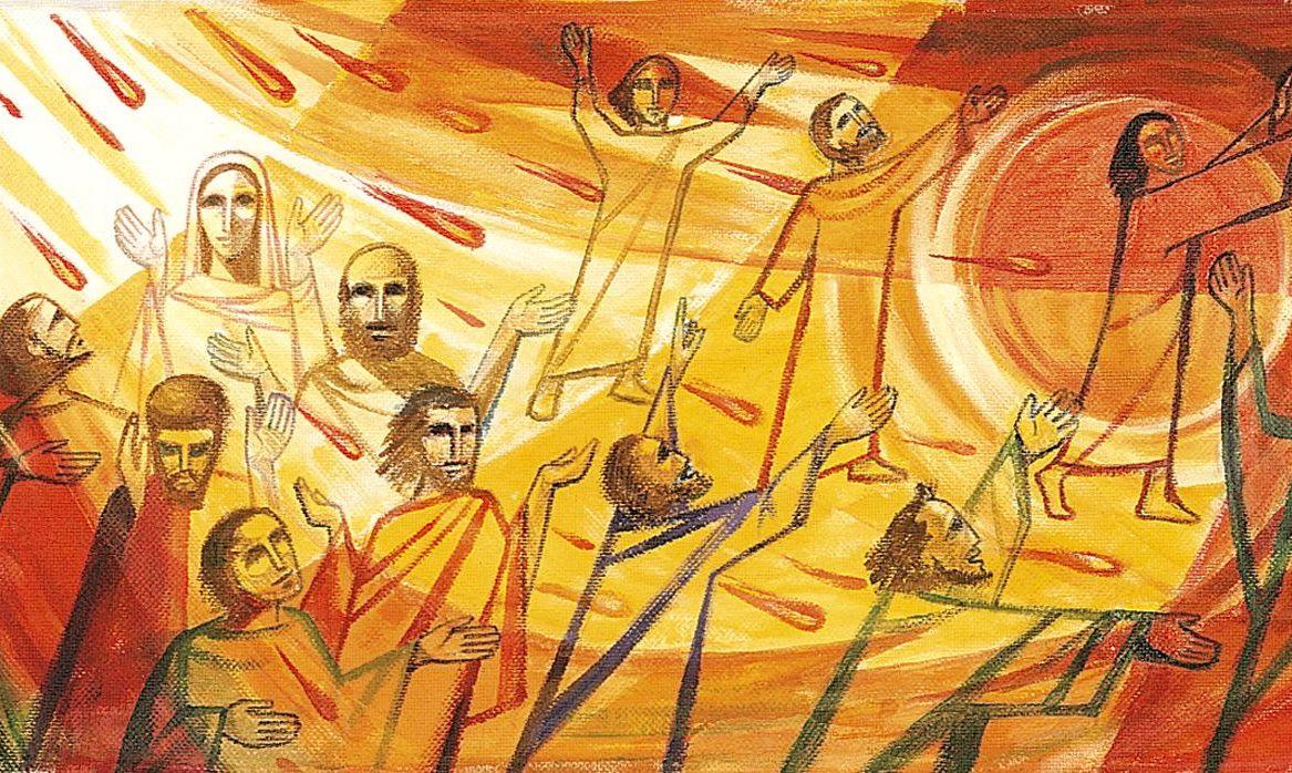 Pentecost A