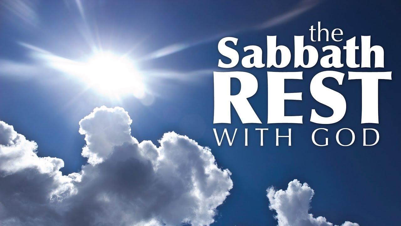 Sabbath and Rest