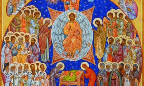 All Saints A